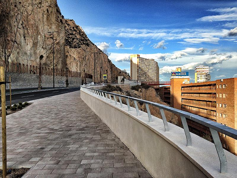 El Ayuntamiento destina 600.000 euros al primer tramo del paseo litoral
