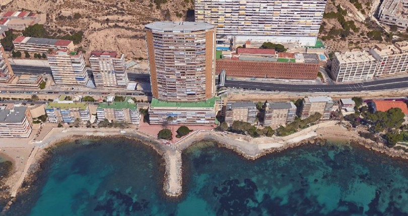 Un 65% de las segundas residencias está en el litoral mediterráneo.