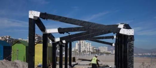 Nuevas áreas accesibles en las playas