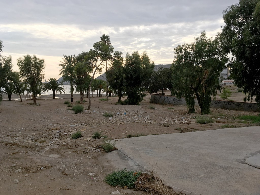 Playa de la Almadraba Agosto 2017