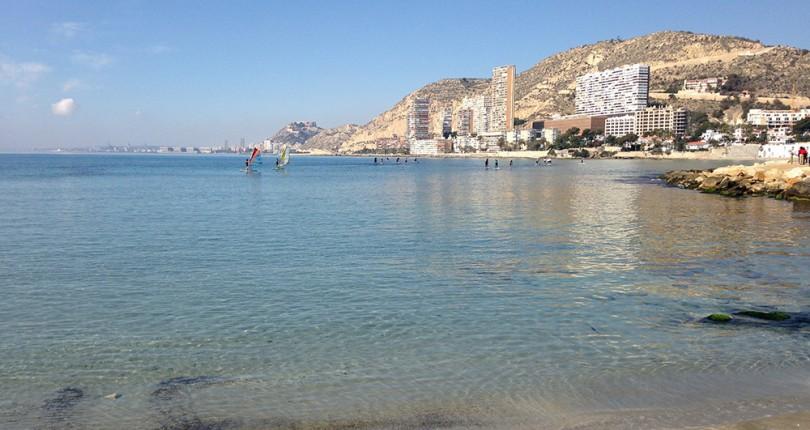 Así será el archipiélago conectado, paseo litoral de Alicante