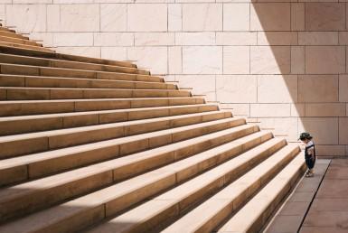grandes escaleras