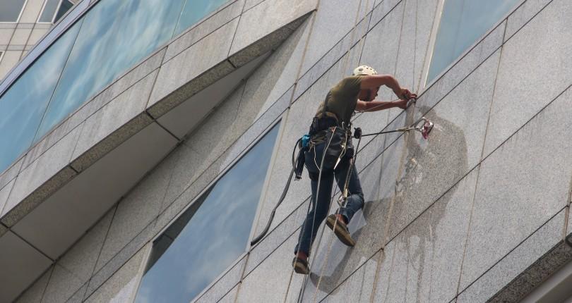 El mantenimiento de la fachada.