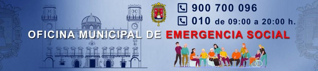 Oficina Municipal emergencia social
